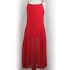 Red Lyrical Dress