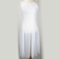 White Lyrical Dress