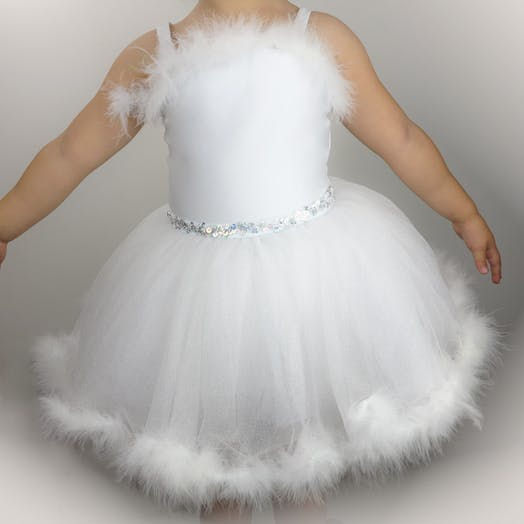 Angel Tutu Ballet costume for hire