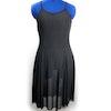 Black Lyrical Dress