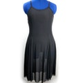 Black Lyrical Dress
