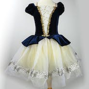 Navy Romantic Tutu