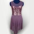 Pink Lyrical Dress