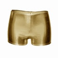 Metallic Gold Hotpants