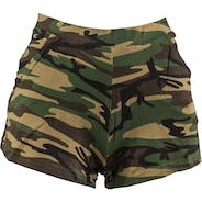Camouflage Hotpants