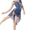 Slate Lyrical Dress