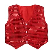 Essential Red Waistcoat